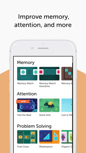 Lumosity: Brain Training 2