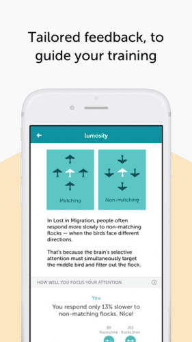 Lumosity: Brain Training 7
